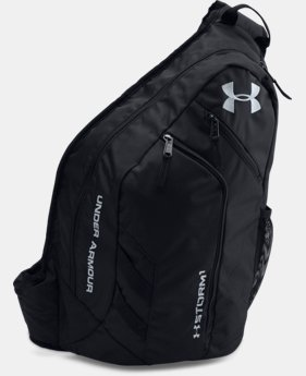 UA Compel Sling 2.0 Backpack LIMITED TIME: FREE SHIPPING 3 Colors $54.99