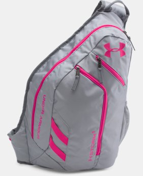 UA Compel Sling 2.0 Backpack LIMITED TIME: FREE SHIPPING 2 Colors $54.99