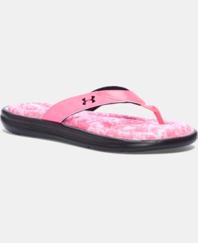 Women's UA Power In Pink® Marbella V Sandals