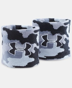 UA Jacquarded Wristbands LIMITED TIME: FREE SHIPPING  $11.99