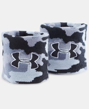 UA Jacquarded Wristbands LIMITED TIME: FREE SHIPPING 1 Color $11.99
