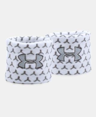Unisex's UA Jacquarded Wristbands