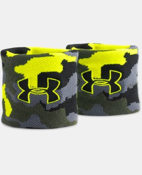 UA Jacquarded Wristbands LIMITED TIME: FREE U.S. SHIPPING 1 Color $7.99