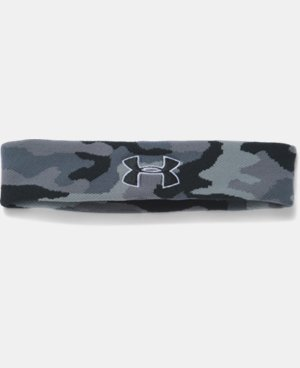 UA Jacquard Headband LIMITED TIME: FREE SHIPPING 2 Colors $11.99