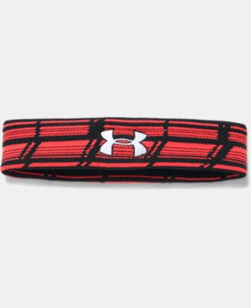 UA Jacquard Headband  3 Colors $8.99