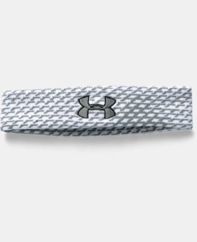 New to Outlet UA Jacquard Headband  5 Colors $7.99