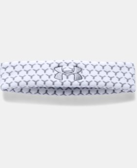 UA Jacquard Headband  3 Colors $11.99