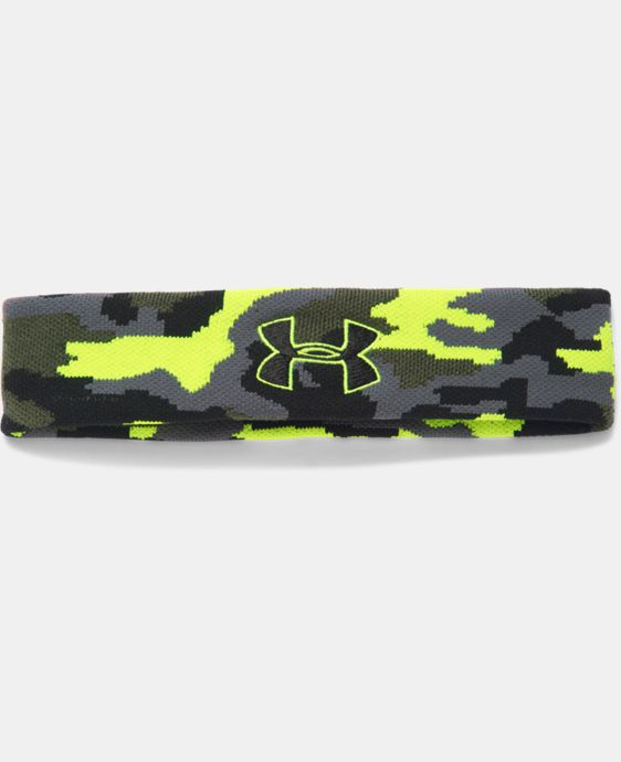 UA Jacquard Headband  1 Color $11.99