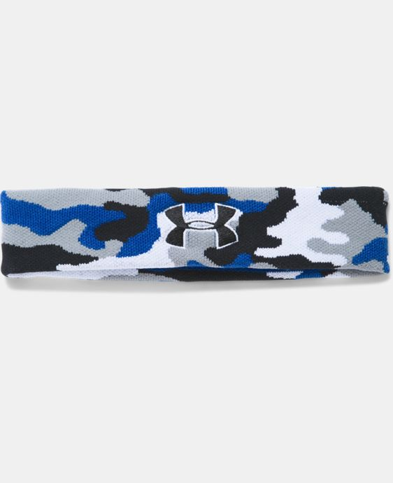 UA Jacquard Headband LIMITED TIME: FREE U.S. SHIPPING 1 Color $9.99