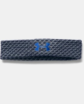 New to Outlet UA Jacquard Headband   $7.99