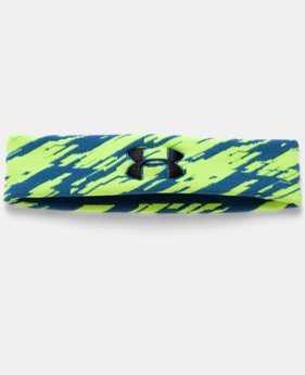 UA Jacquard Headband  1 Color $8.99