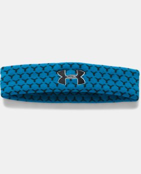 UA Jacquard Headband  1 Color $9.99