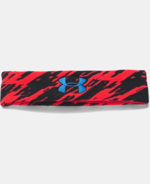 UA Jacquard Headband LIMITED TIME: FREE SHIPPING 1 Color $6.74