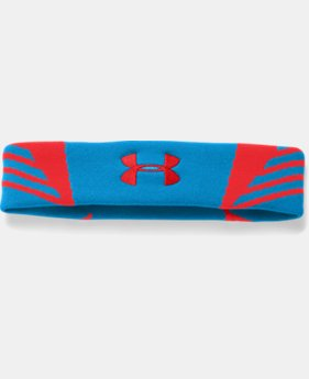 UA Undeniable Jacquarded Headband  1 Color $7.99