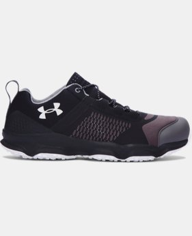 New Arrival  Men's UA SpeedFit Hike Low Boots LIMITED TIME: FREE SHIPPING 2 Colors $149.99