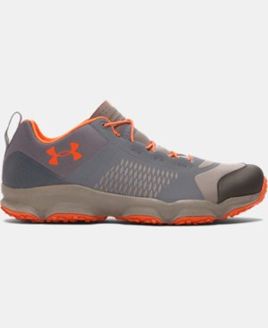 Men's UA SpeedFit Hike Low Boots LIMITED TIME: FREE U.S. SHIPPING 1 Color $119.99