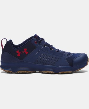 Men's UA SpeedFit Hike Low Boots LIMITED TIME: FREE U.S. SHIPPING 1 Color $89.99