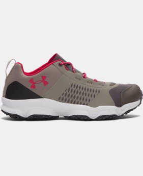 Women's UA SpeedFit Hike Low Boots   $71.99