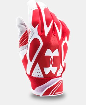 Men's UA Motive III Batting Gloves  1 Color $44.99