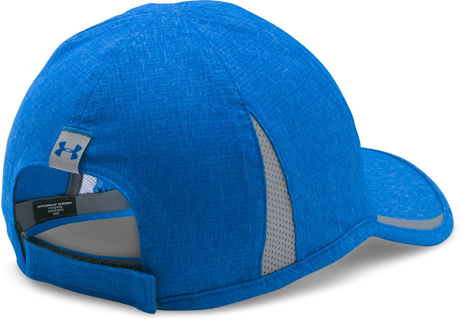 Men's UA Shadow ArmourVent™ Cap, BLUE MARKER, undefined