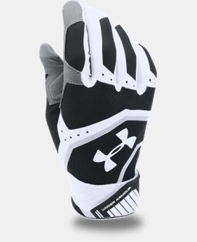 New Arrival  Men's UA Cage Batting Gloves  1 Color $44.99