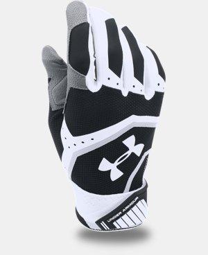 New Arrival  Men's UA Cage Batting Gloves  1 Color $44.99