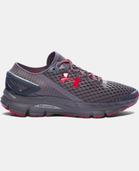 New Arrival Men's UA SpeedForm® Gemini 2 Record Running Shoes  1 Color $149.99