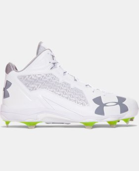 Men's UA Deception Mid DT Baseball Cleats  1 Color $62.24