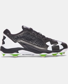 Men's UA Deception Low DiamondTips Baseball Cleats  5 Colors $56.24