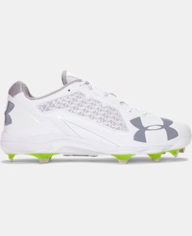 Men's UA Deception Low DiamondTips Baseball Cleats LIMITED TIME: FREE U.S. SHIPPING  $99.99