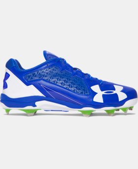 Men's UA Deception Low DiamondTips Baseball Cleats  1  Color Available $59.99