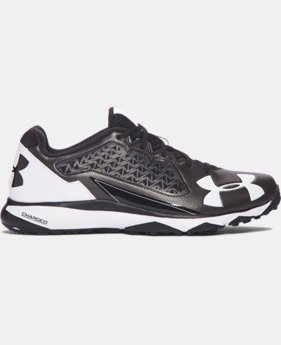 Men's UA Deception Baseball Training Shoes  2 Colors $50.99 to $63.99