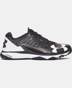 Men's UA Deception Baseball Training Shoes  6 Colors $84.99
