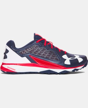 Men's UA Deception Baseball Training Shoes LIMITED TIME: FREE U.S. SHIPPING 3 Colors $84.99