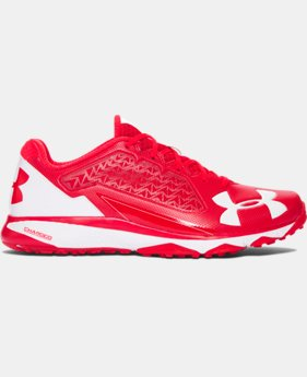 Men's UA Deception Baseball Training Shoes LIMITED TIME: FREE U.S. SHIPPING 2 Colors $84.99