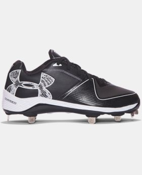 Women's UA Glyde 2.0 ST Softball Cleats  3  Colors Available $47.99 to $55.99