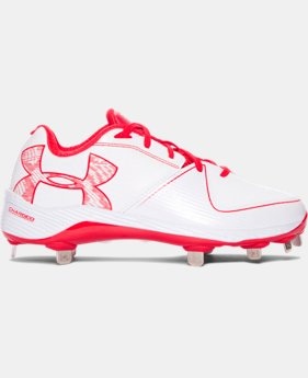 Women's UA Glyde 2.0 ST Softball Cleats   $44.99