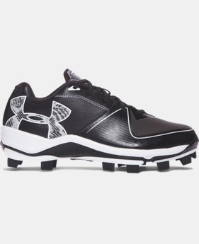 New Arrival Women's UA Glyde 2.0 TPU Softball Cleats   $59.99