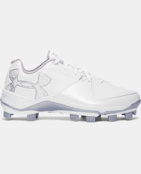 Women's UA Glyde 2.0 TPU Softball Cleats  1 Color $35.99