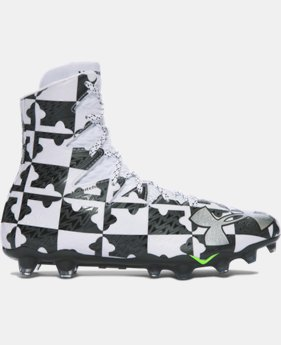 Men's UA Highlight MC Lacrosse Cleats  4 Colors $73.49