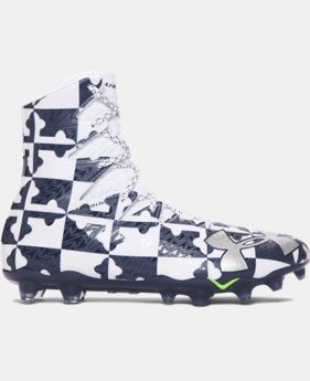 Men's UA Highlight MC Lacrosse Cleats  1  Color $97.99