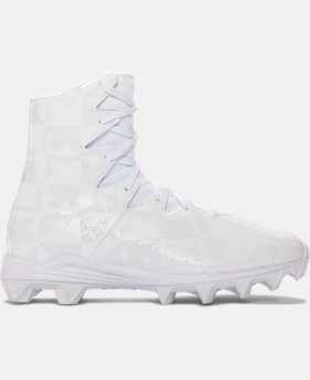 New Arrival Boys' UA Highlight RM Jr. Lacrosse Cleats LIMITED TIME: FREE U.S. SHIPPING 2 Colors $54.99