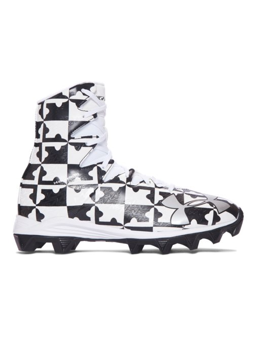 14f503dbc52b This review is fromBoys  UA Highlight RM Jr. Lacrosse Cleats.
