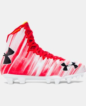 Women's UA Highlight MC Lacrosse Cleats  1  Color Available $89.99