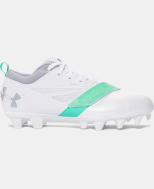 New Arrival Women's UA Finisher MC Lacrosse Cleats LIMITED TIME: FREE U.S. SHIPPING  $79.99