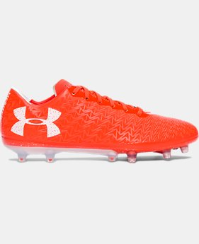 Men's UA ClutchFit® Force 3.0 FG Soccer Cleats  3 Colors $219.99