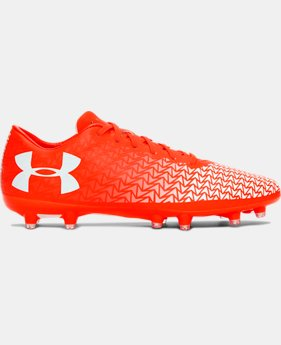 New Arrival Men's UA CoreSpeed Force 3.0 FG Soccer Cleats  2 Colors $119.99
