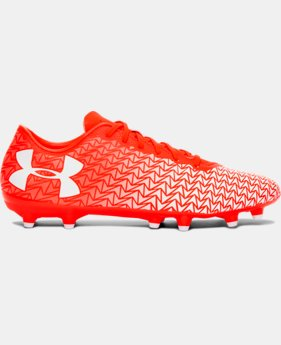 New Arrival Men's UA ClutchFit® Force 3.0 FG Soccer Cleats  2 Colors $64.99