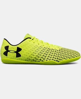 Men's UA CF Force 3.0 Indoor Soccer Shoes  1 Color $64.99