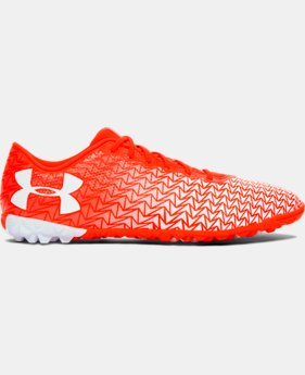 Men's UA CF Force 3.0 Turf Soccer Shoes  1 Color $38.99